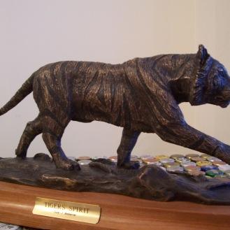 Tigers' Spirit | bronze