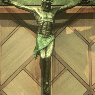 Crucifix | bronze