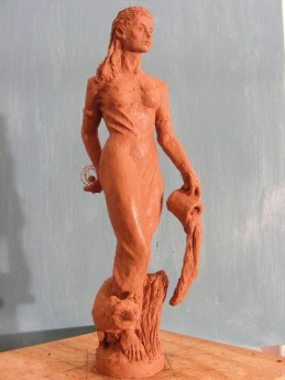Mother Nature Maquette