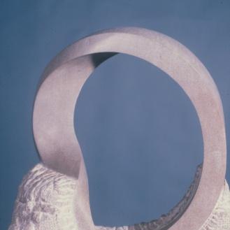 Mobius Strip | limestone
