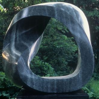 Mobius Strip II | granite