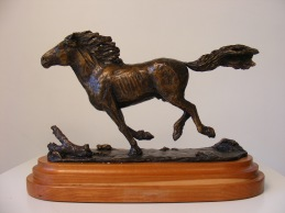 Spirit of the Mustang | bronze | limited edition