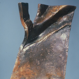 Tearing Away | bronze
