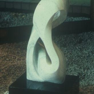 Twisting IX | marble
