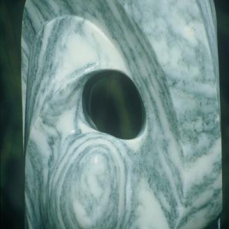 Twisting XI | marble