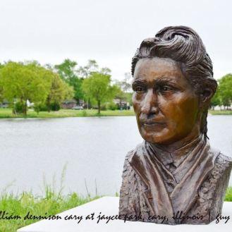 William Dennison Cary | bronze